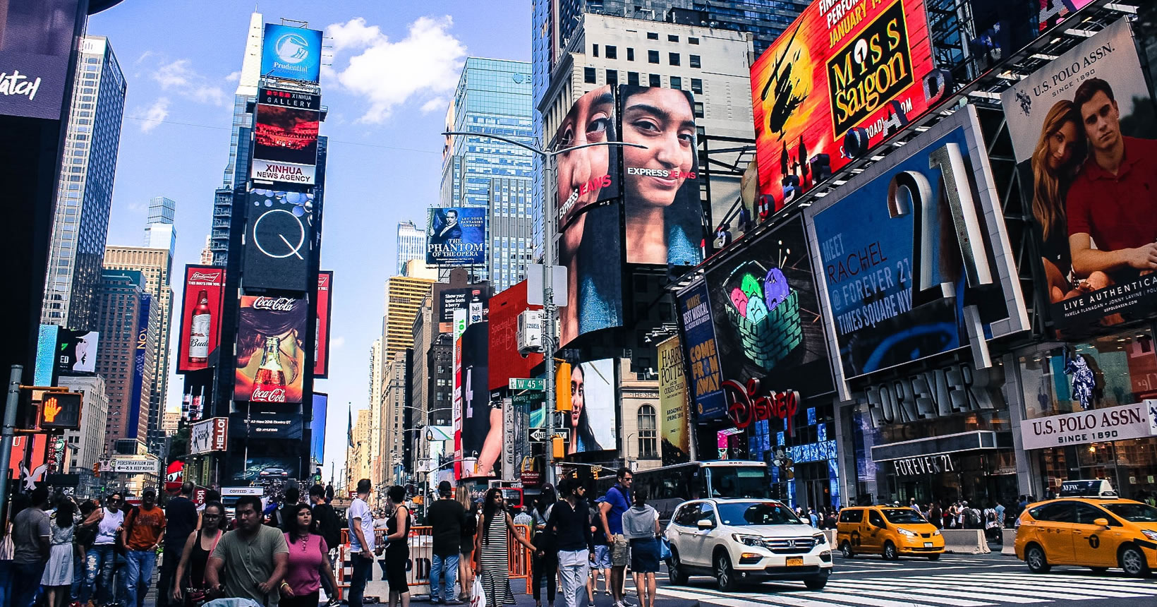 Times Square Teste